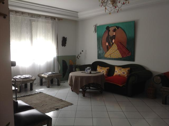 Location d'un tres bel appartement a Bd Taddart
